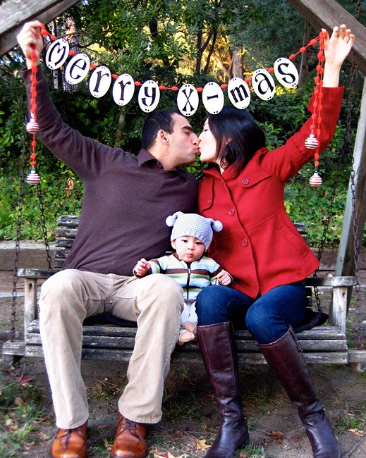 2011 Kim-Zehnaly family holiday card