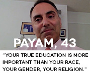 Your education is more important than your race, your gender, your religion.